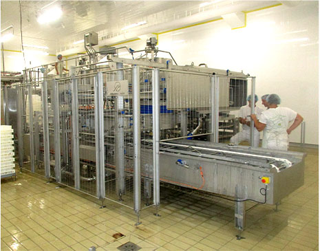fabrication fromages pates molles